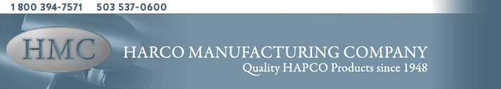 Harco Manufacturing Company